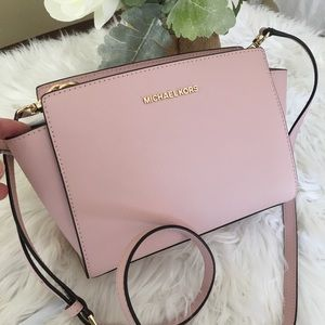 Michael Kors medium Selma messenger bag